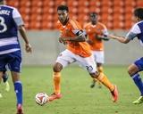 2014 MLS U.S. Open Cup: Jun 24, FC Dallas vs Houston Dynamo - Giles Barnes Photo by Troy Taormina