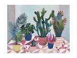 Garden 4, 2014 Giclee Print by Laura Garcia Serventi