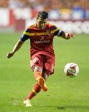 Jun 7, 2014 - MLS: Portland Timbers vs Real Salt Lake - Javier Morales Photo by Russell Isabella