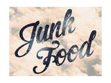 Sky Design Prints by  Junk Food