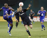Aug 17, 2014 - MLS: Colorado Rapids vs D.C. United - Fabian Espindola, Marvell Wynne Photo by Geoff Burke