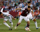 Jun 28, 2014 - MLS: Vancouver Whitecaps vs Colorado Rapids - Dillon Powers Photo by Isaiah J. Downing