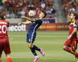 Jul 19, 2014 - MLS: Vancouver Whitecaps vs Real Salt Lake - Erik Hurtado Photo by Chris Nicoll