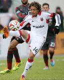 Mar 22, 2014 - MLS: D.C. United vs Toronto FC - Nick DeLeon Photo af Tom Szczerbowski