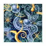 Transleutenia Giclee Print by Kenny Scharf