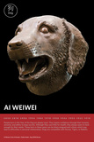 Zodiac Heads: Dog Foto von Ai Weiwei