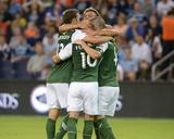 2014 MLS U.S. Open Cup: Jun 24, Portland Timbers vs Sporting KC - Will Johnson Photo by Denny Medley