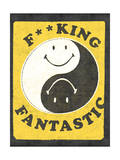 F--king Fantastic Posters by  Junk Food