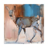 Doe a Deer, 2014, Giclee Print by Mark Adlington