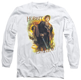 Long Sleeve: The Hobbit: The Battle of the Five Armies - Bilbo Shirts