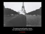 Eiffel Tower B Foto van Ai Weiwei