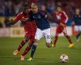 Mar 22, 2014 - MLS: Chivas USA vs FC Dallas - Hendry Thomas, Adolfo Bautista Photo by Jerome Miron