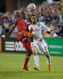 Mar 15, 2014 - MLS: Real Salt Lake vs San Jose Earthquakes - Cordell Cato Photo by Kelley L Cox
