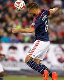 2014 MLS Playoffs: Nov 9, Columbus Crew vs New England Revolution - Chris Tierney Photo by Stew Milne