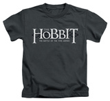 Youth: The Hobbit: The Battle of the Five Armies - Ornate Logo T-shirts