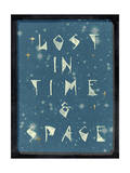 Lost in Time & Space Posters by  Junk Food