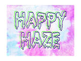 Happy Haze Prints by  Junk Food