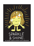 Jeremyville: Sparkle And Shine Prints by  Jeremyville