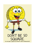 Jeremyville: Don't Be So Square Art by  Jeremyville