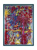 Jungle Jism 85 Giclee Print by Kenny Scharf