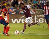 Jul 25, 2014 - MLS: Chivas USA vs Colorado Rapids - Gabriel Torres Photo by Chris Humphreys