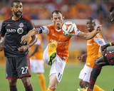 Jul 19, 2014 - MLS: Toronto FC vs Houston Dynamo - Brad Davis Photo by Troy Taormina