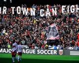2014 MLS Playoffs: Nov 8, New York Red Bulls vs D.C. United Photo by Brad Mills