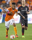 Jul 19, 2014 - MLS: Toronto FC vs Houston Dynamo - Giles Barnes Photo by Troy Taormina
