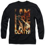 Long Sleeve: The Hobbit: The Battle of the Five Armies - I Am Fire T-Shirt