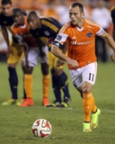 Jul 4, 2014 - MLS: New York Red Bulls vs Houston Dynamo - Brad Davis Photo by Troy Taormina