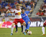 Aug 23, 2014 - MLS: Montreal Impact vs New York Red Bulls - Dax McCarty Photo by Jim O'Connor