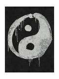 Dripping Yin Yang Posters by  Junk Food