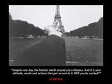 Eiffel Tower A Foto van Ai Weiwei