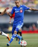 Jul 19, 2014 - MLS: Montreal Impact vs Columbus Crew - Andres Romero Photo by Joseph Maiorana