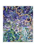 Mata 07 Giclee Print by Kenny Scharf