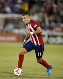 Jul 25, 2014 - MLS: Chivas USA vs Colorado Rapids - Leandro Barrera Photo by Chris Humphreys