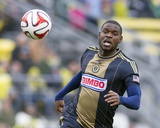Mar 22, 2014 - MLS: Philadelphia Union vs Columbus Crew - Maurice Edu Photo by Trevor Ruszkowski