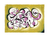 AVABALAZOOM Giclee Print by Kenny Scharf
