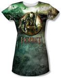 Juniors: The Hobbit: The Battle of the Five Armies - Dwarves Vs Azog T-shirts
