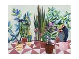 Garden 3, 2014 Impression giclée par Laura Garcia Serventi