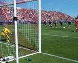 Jun 7, 2014 - MLS: San Jose Earthquakes vs Toronto FC - Jon Busch, Jermain Defoe Photo by Nick Turchiaro