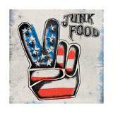 Stencil Style Affiche par  Junk Food