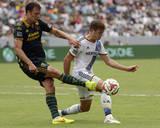 Aug 2, 2014 - MLS: Portland Timbers vs Los Angeles Galaxy - Jack Jewsbury Photo by Kelvin Kuo
