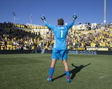Sep 7, 2014 - MLS: Chivas USA vs Columbus Crew - Steve Clark Photo af Greg Bartram
