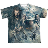 Youth: The Hobbit: The Battle of the Five Armies - Epic Poster T-shirts