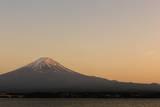 Mt. Fuji of Evening Glow, Kawaguchiko Photographic Print by  ULTRA.F