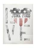Love Prints by  Junk Food