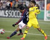 2014 MLS Playoffs: Nov 9, Columbus Crew vs New England Revolution - Hector Jimenez Photo by Stew Milne