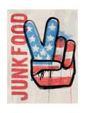Quick Paint Affiches par  Junk Food