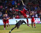 Sep 20, 2014 - MLS: D.C. United vs Chicago Fire - Lovel Palmer Photo af Mike Dinovo